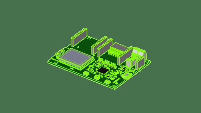 PCB2584_3dview