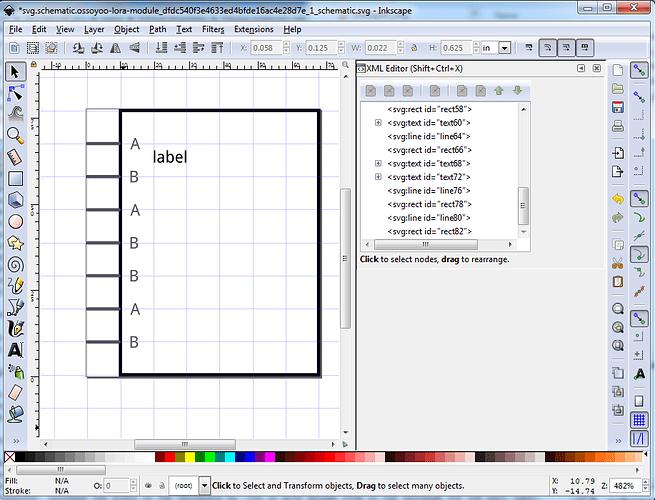 schematic-pins-created