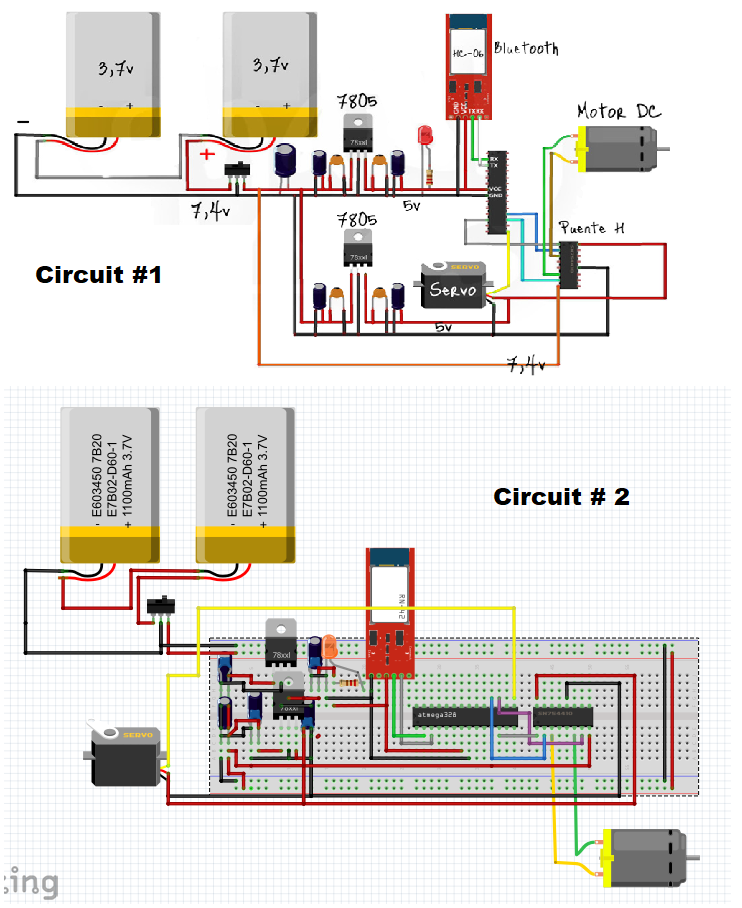 Transfer circuits to protoboard - projects - fritzing forum