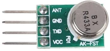 AK-FST 433 antenna
