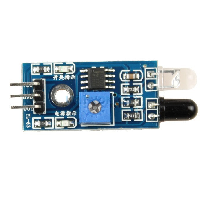 There is no FC-51 IR obstacle sensor? - parts help - fritzing forum